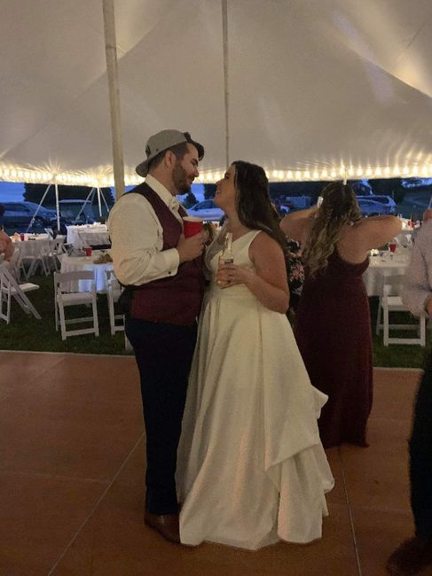 i got married on Saturday! 1
