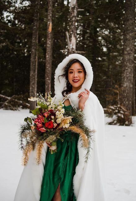 Snow Engagement Shoot Mar 2020 1