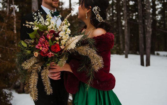 Snow Engagement Shoot Mar 2020 - 3