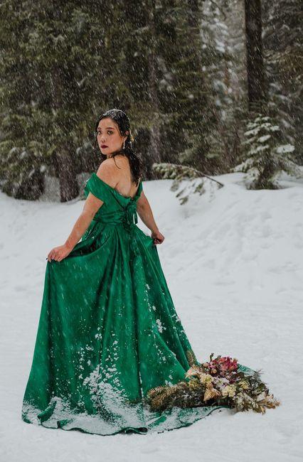 Snow Engagement Shoot Mar 2020 - 9