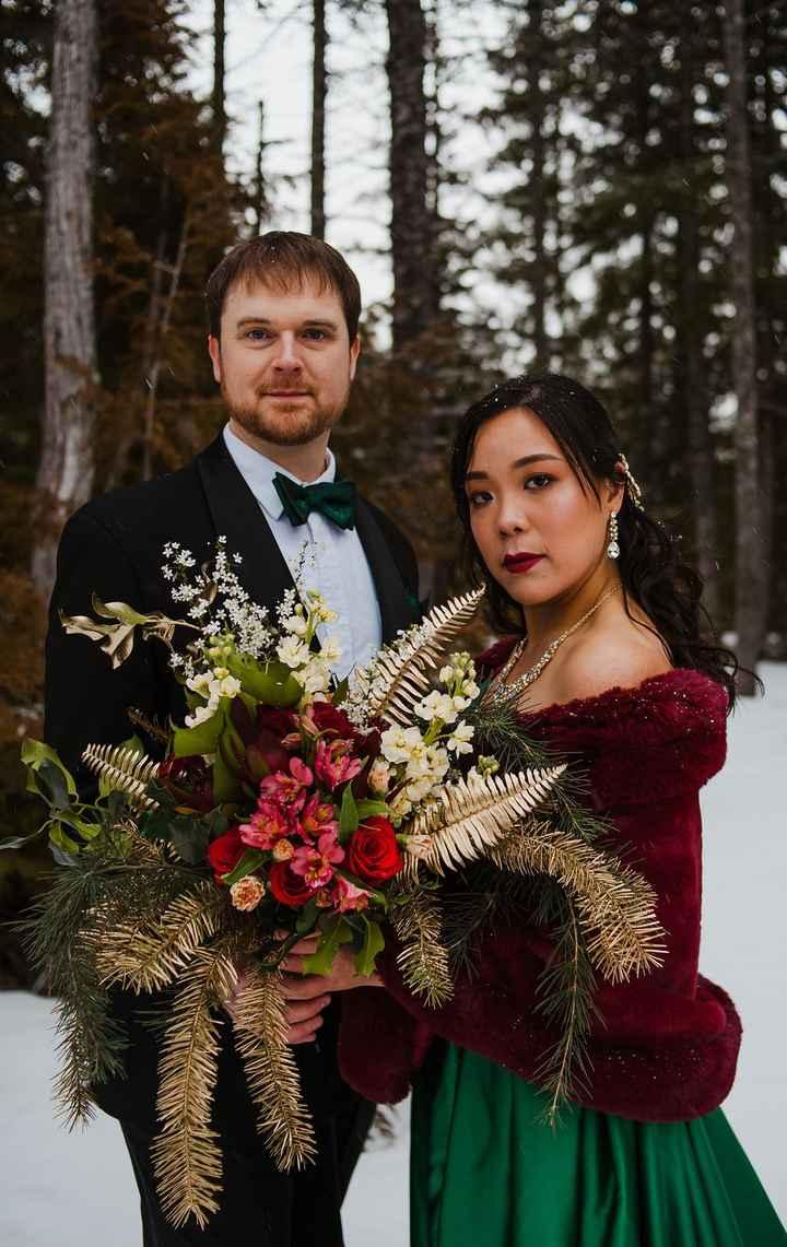 Snow Engagement Shoot Mar 2020 - 4