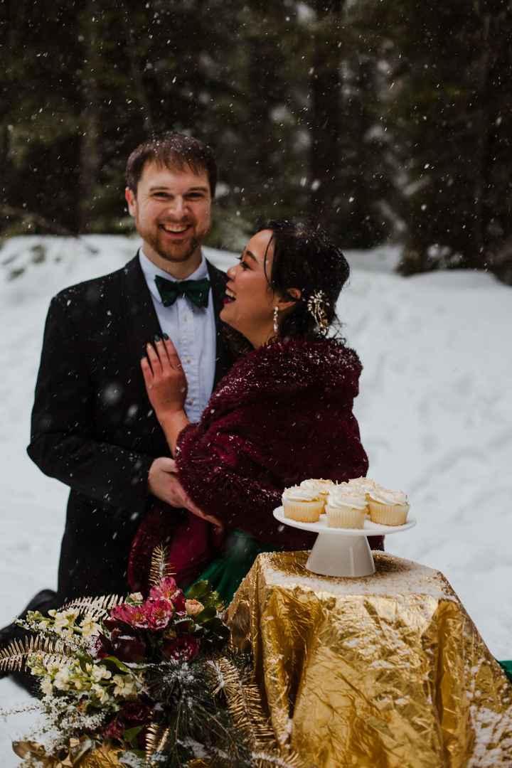 Snow Engagement Shoot Mar 2020 - 6