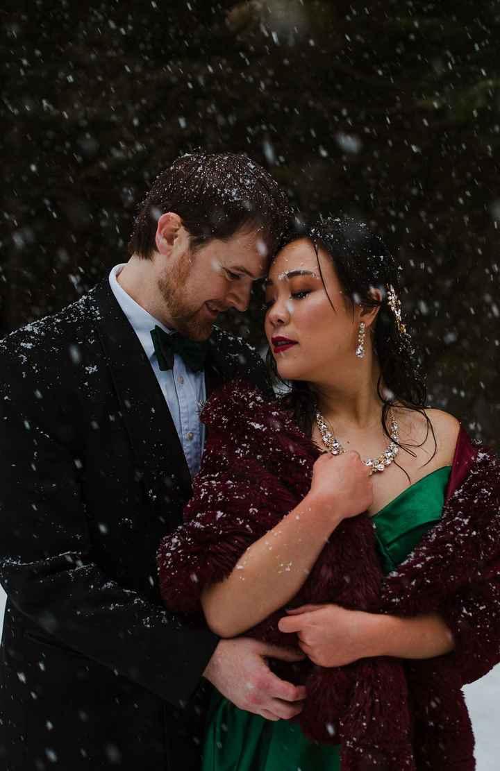 Snow Engagement Shoot Mar 2020 - 7