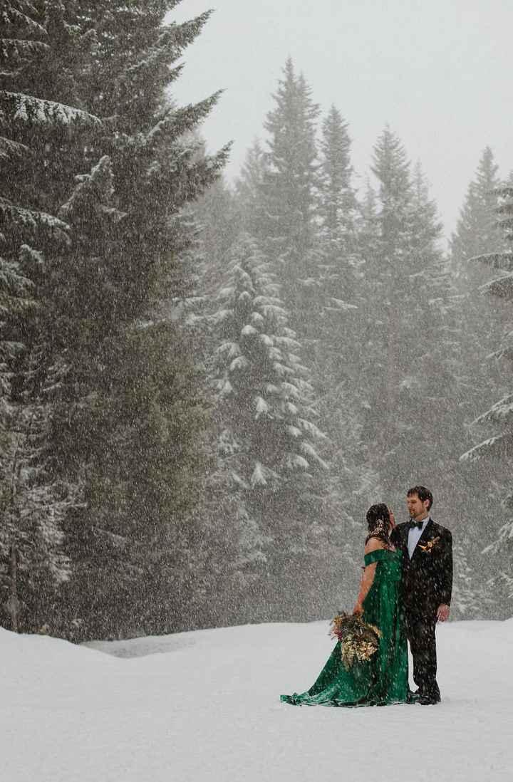 Snow Engagement Shoot Mar 2020 - 13