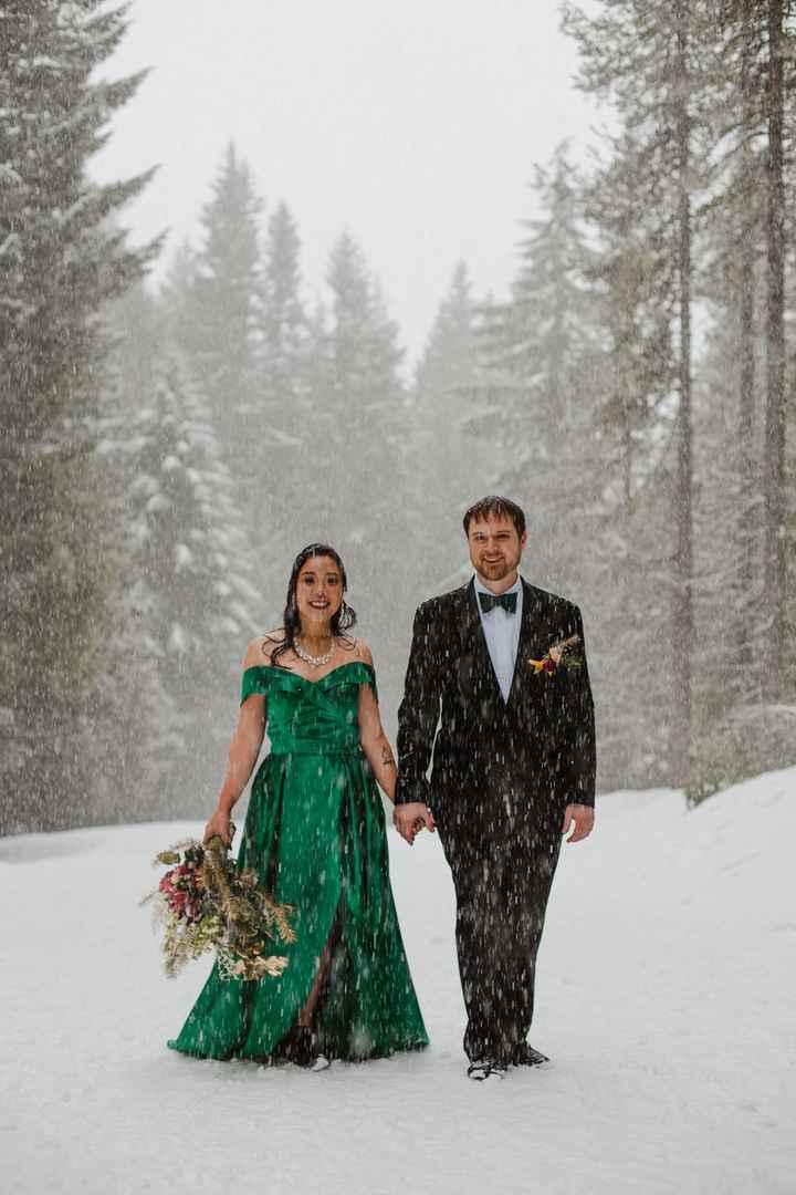 Snow Engagement Shoot Mar 2020 - 14