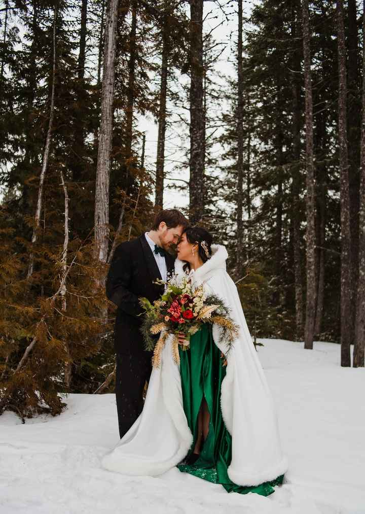 Snow Engagement Shoot Mar 2020 - 15