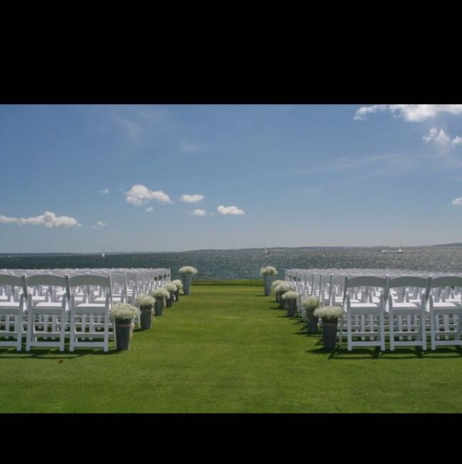 Waterfront weddings!  Who's getting married on the water? 3