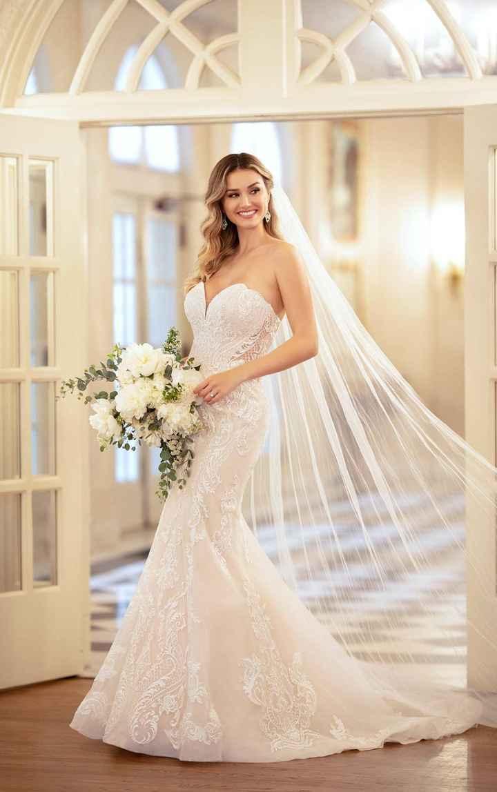 Wedding dress!!!! 💗 4