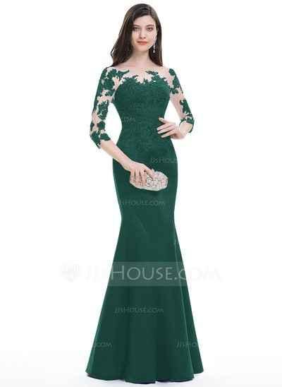 Dark Green Bridesmaid Dresses 3
