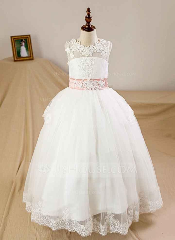 Flower girl dress inspiration 1