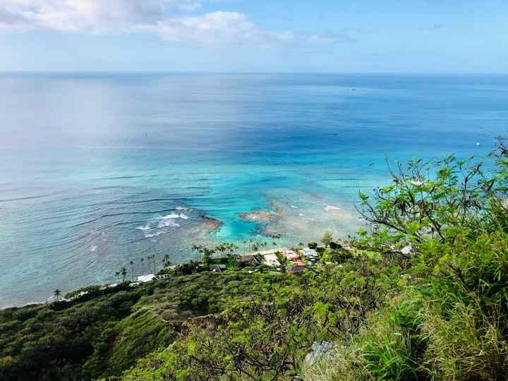 Oahu, Hawaii Honeymoon - 1