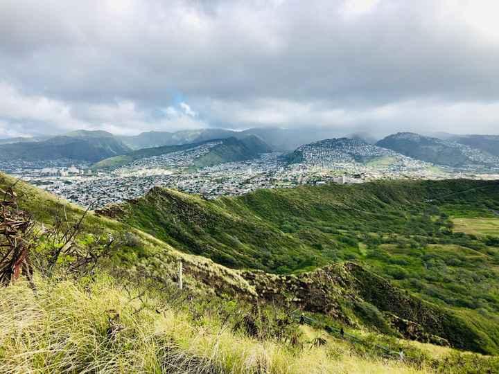 Oahu, Hawaii Honeymoon - 2