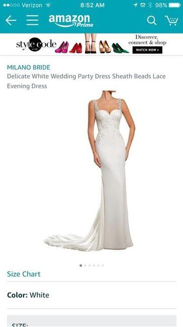 07fcfe8085c9 Amazon Wedding Dress
