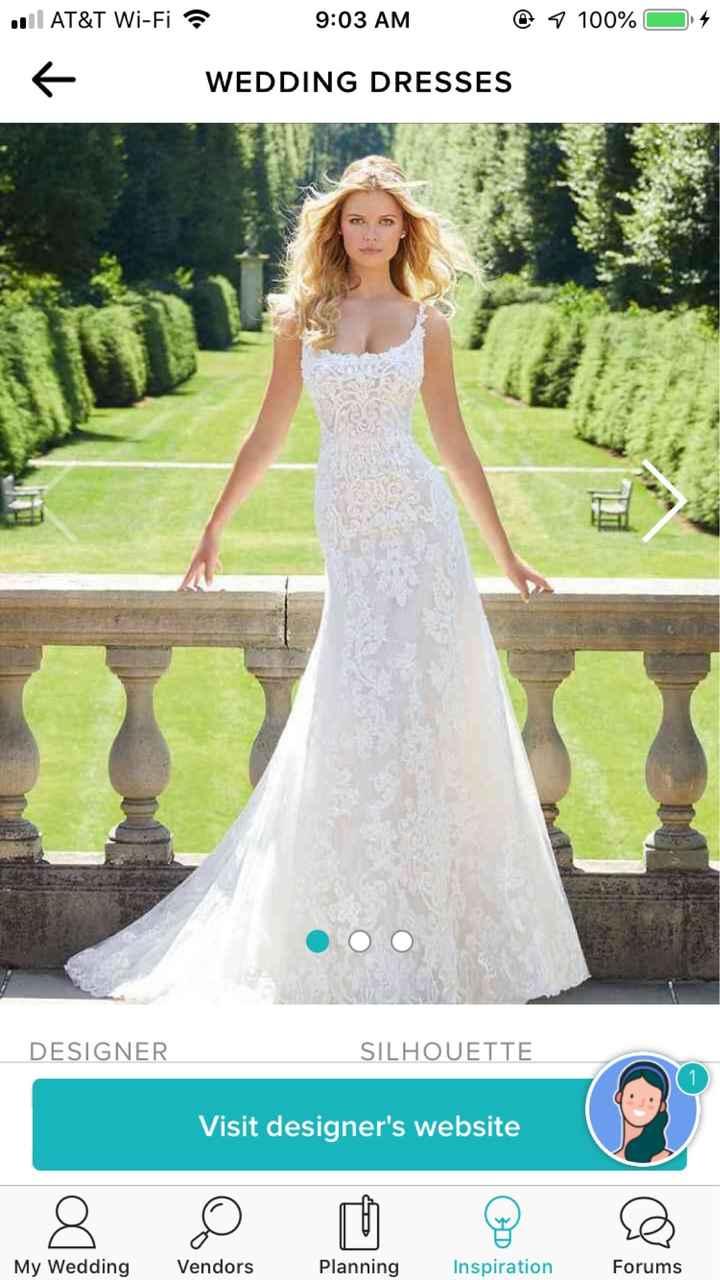 Dream dress - 1
