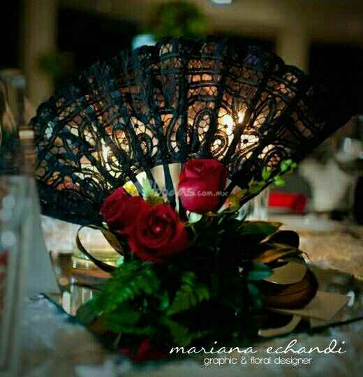 Centerpiece thoughts - 1