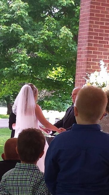Back and Married!!!!!  (Non-pro pics)
