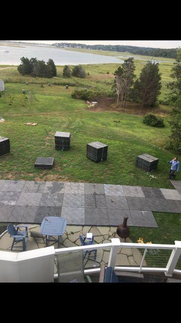 Tent flooring - 1