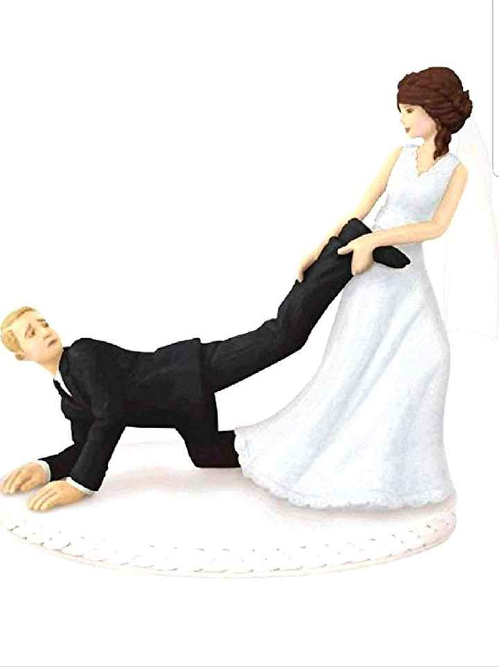 Wedding cake topper! - 1