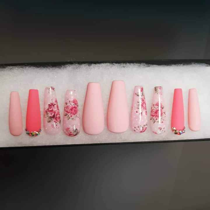 Wedding nails - looking for inspiration - 1