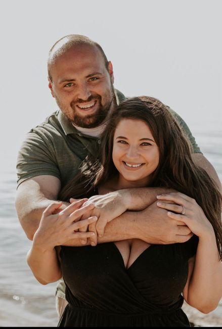 What engagement photo for our wedding website!? 2