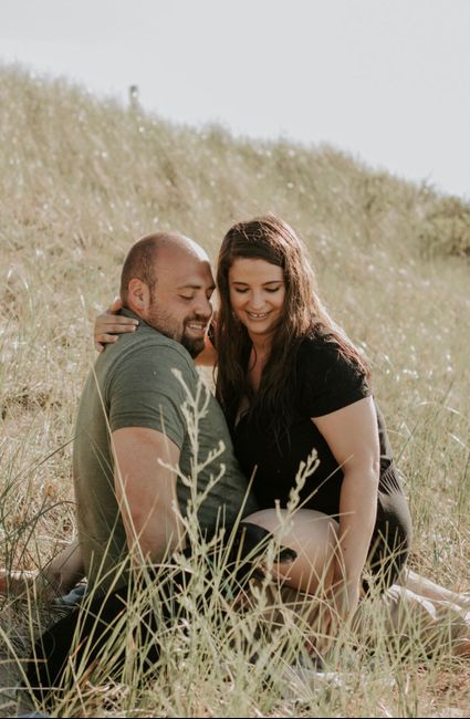 What engagement photo for our wedding website!? 4