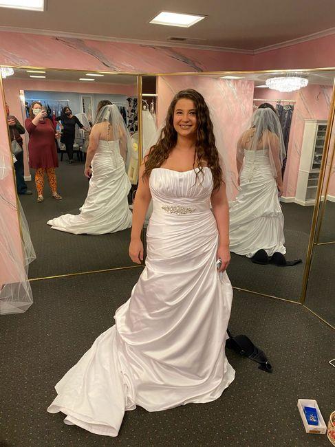 Tried on Dresses 2