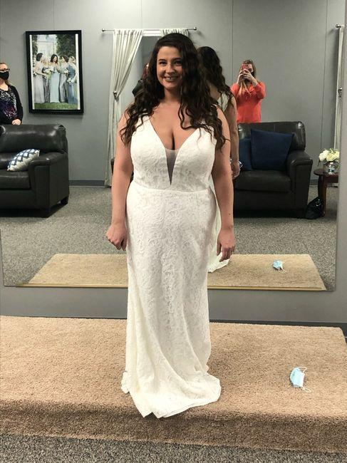 Tried on Dresses 3
