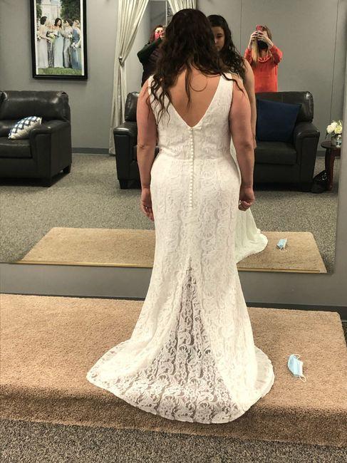 Tried on Dresses 4