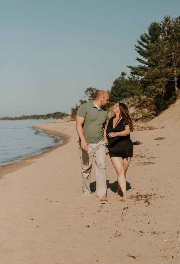 What engagement photo for our wedding website!? - 1