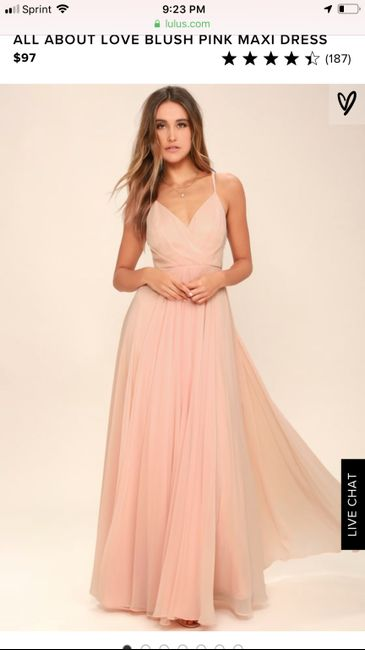 i Need Your Help! Picking colors for my bridesmaid dresses. 2