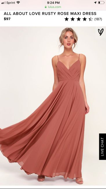 i Need Your Help! Picking colors for my bridesmaid dresses. 4