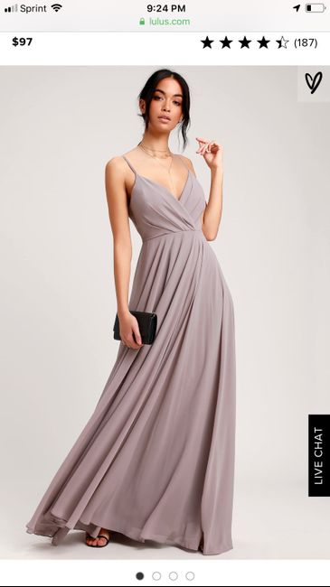 i Need Your Help! Picking colors for my bridesmaid dresses. 5