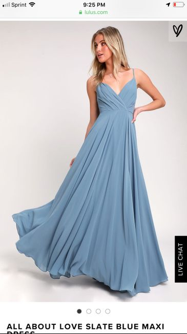 i Need Your Help! Picking colors for my bridesmaid dresses. 7