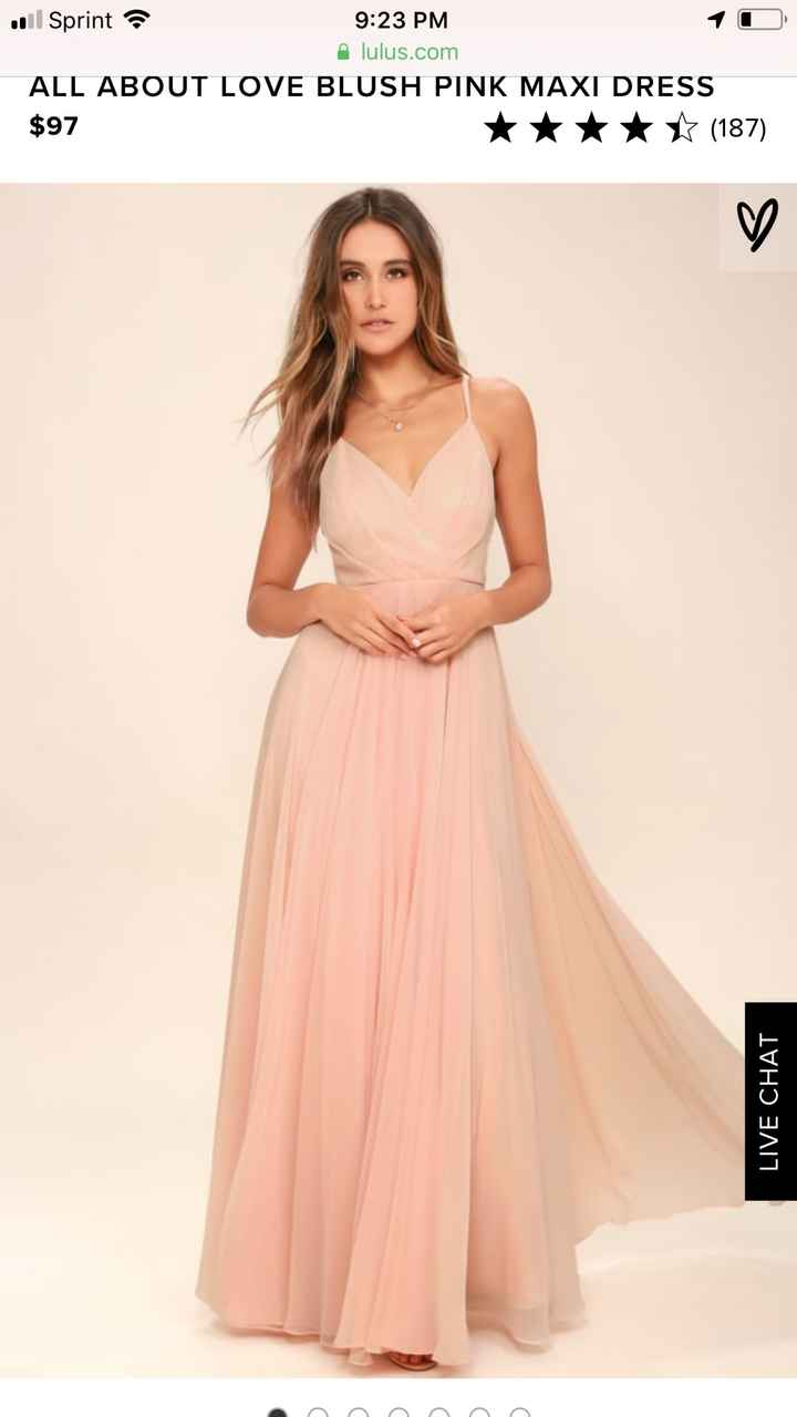 i Need Your Help! Picking colors for my bridesmaid dresses. - 2