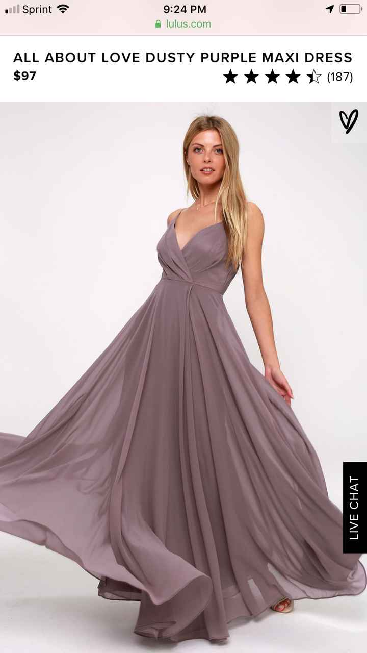 i Need Your Help! Picking colors for my bridesmaid dresses. - 3