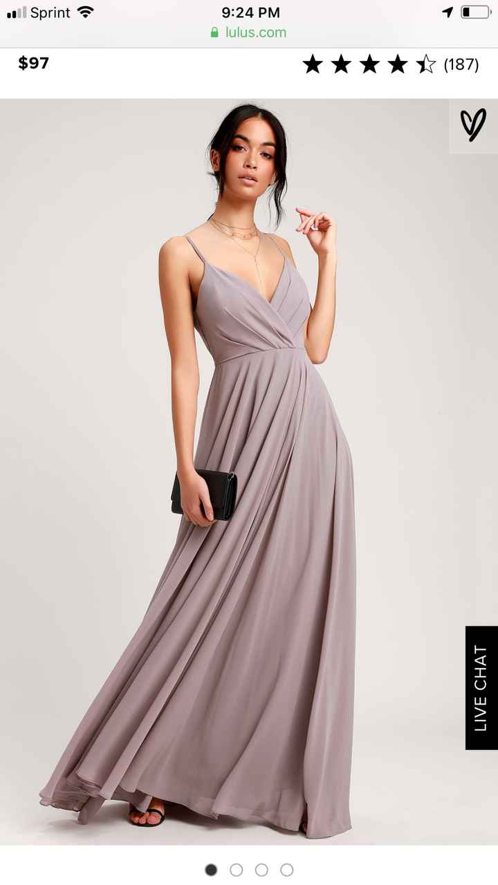 i Need Your Help! Picking colors for my bridesmaid dresses. - 5