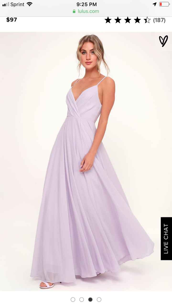 i Need Your Help! Picking colors for my bridesmaid dresses. - 6