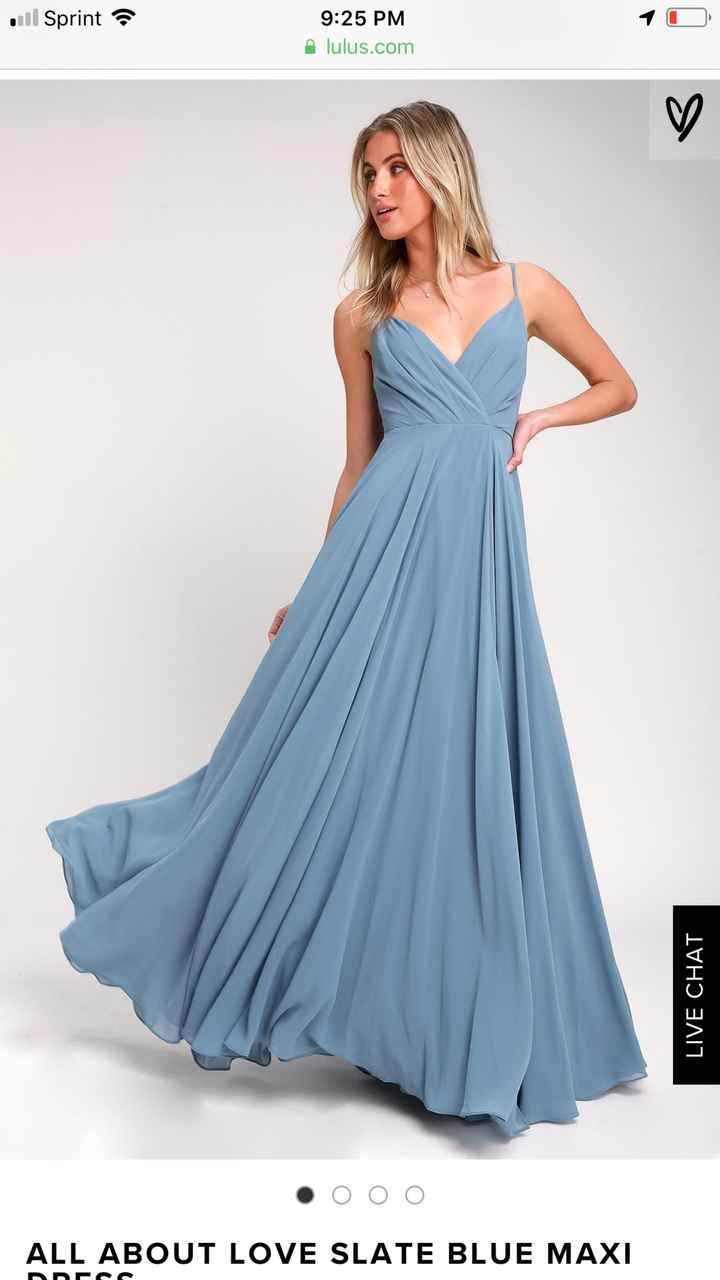 i Need Your Help! Picking colors for my bridesmaid dresses. - 7