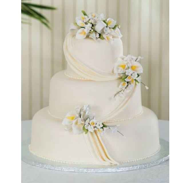 No cake topper- opinion?