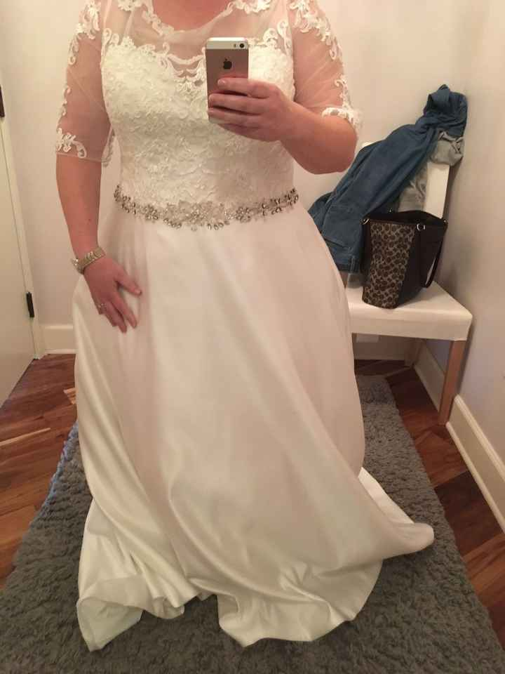 """Dress regret or is it just """"me"""""""