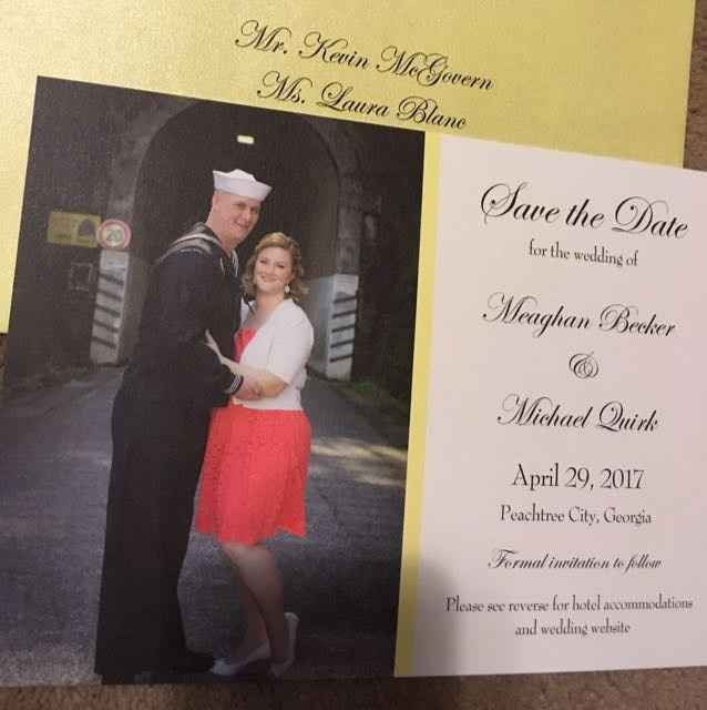 Show me your Save The Dates