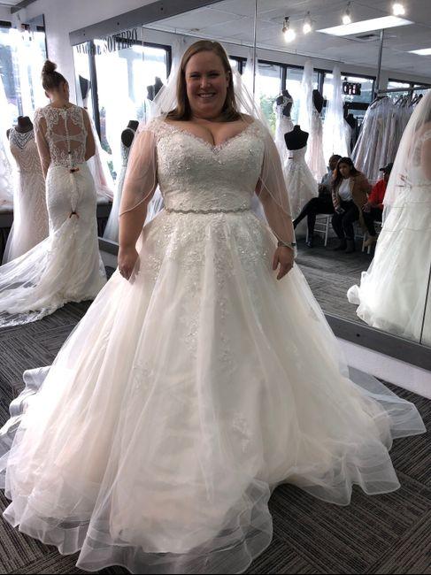 Dress commitment fears 😣 8