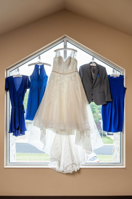 Mismatched bridesmaid dress examples? 10