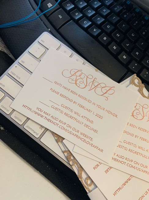 Stylish Wedd Invites 2
