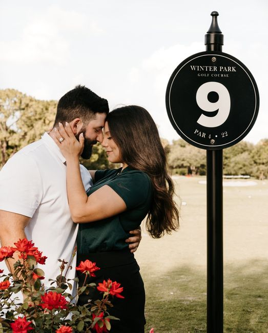 Anyone have engagement photos that are neither cutesy nor glam? 16