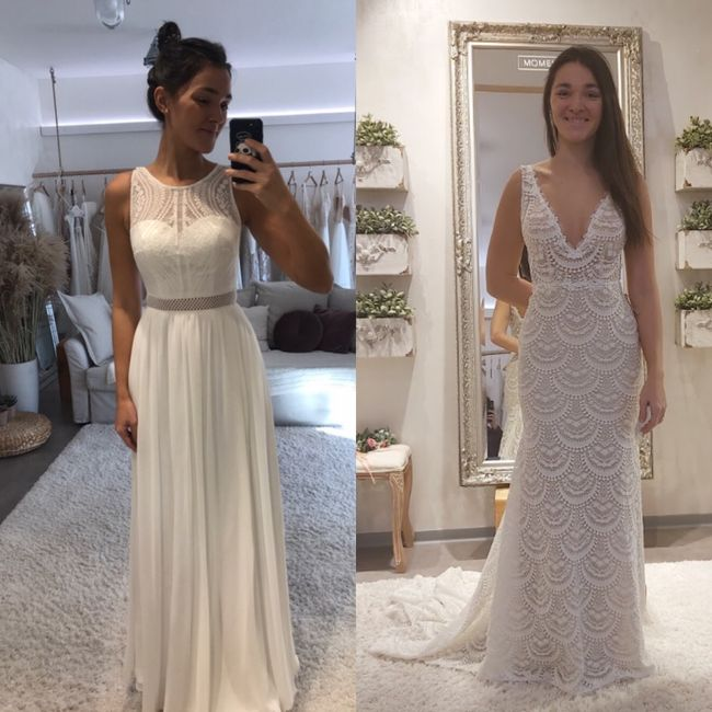 Dresses - which one? 1