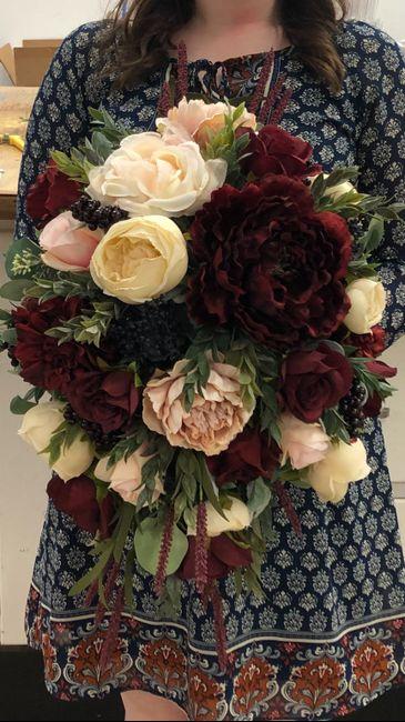 Fall Brides Drop Your Bouquet Inspiration 12
