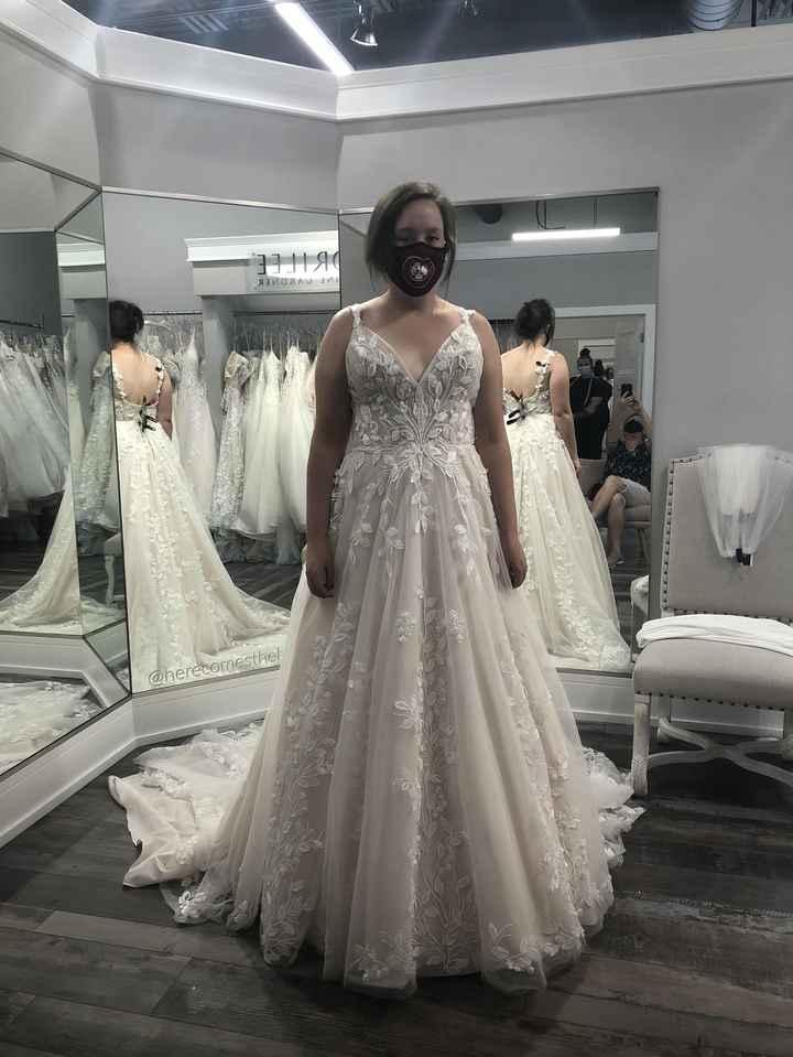 Brides of 2022 - Dress Pics! 3