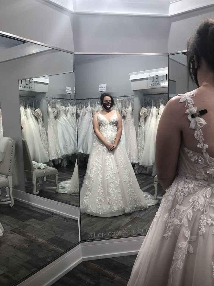 Brides of 2022 - Dress Pics! 4
