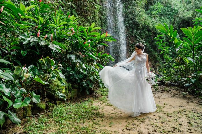 Favorite wedding day picture 10
